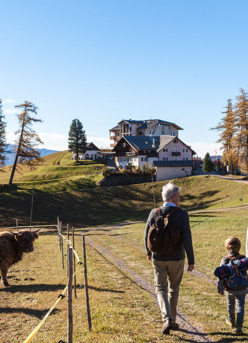 Autumn vacations for the whole family